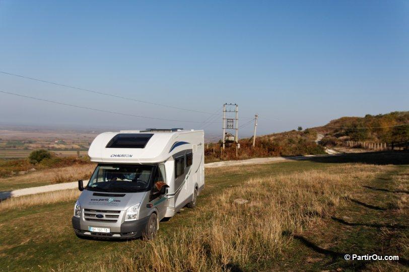 Voyage En Camping Car En Albanie