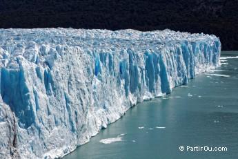Glacier du Perito Moreno - Argentine