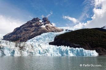 Glacier Spegazzini - Argentine