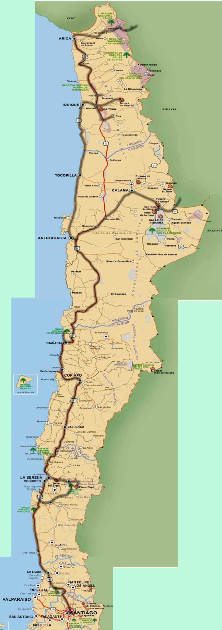 Le Nord du Chili - PartirOu.com