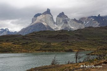 Cuernos del Paine - Parc National Torres del Paine - Chili