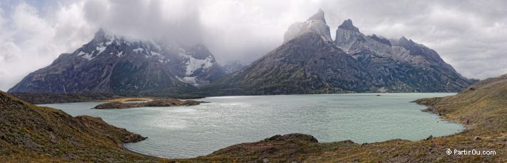 Mirador Cuernos - Parc National Torres del Paine - Chili