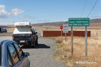 Frontière Chili-Argentine