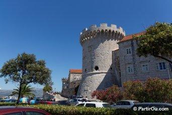 Ile de Korčula - Croatie