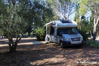 Camping à Korčula - Croatie