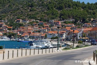 Vela Luka sur Korčula - Croatie