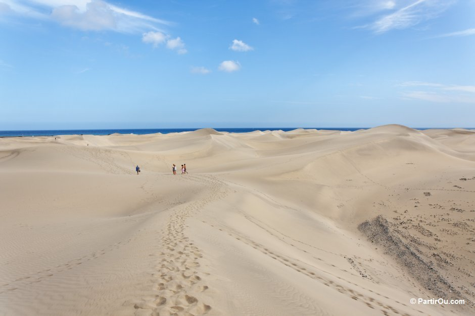 Dunes de maspalomas grande canarie espagne 13 - 2 9