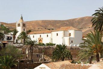 Eglise Sainte-Marie à Betancuria - Fuerteventura