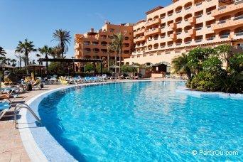 Hôtel à Fuerteventura