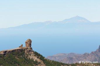 Roque Nublo - Grande Canarie