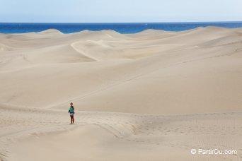 Dunes de Maspalomas - Grande Canarie