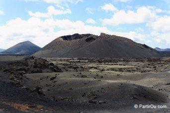 Volcan del Cuervo - Lanzarote
