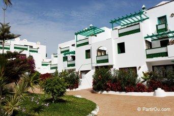 Hébergement à Lanzarote