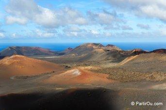 Parc National de Timanfaya - Lanzarote