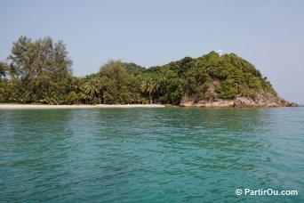 Pulau Kapas - Malaisie