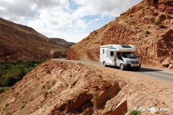 desenclavement de tamazirte ,Les Routes de l'Atlas Marocain Maroc-11-5176