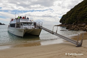 Tour - Parc national Abel Tasman