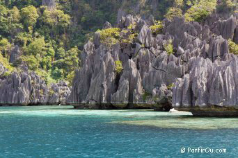 Palawan aux Philippines